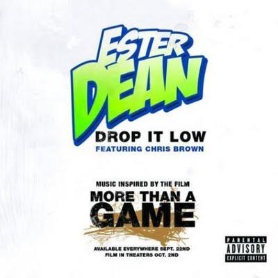 EsterDean-DropItLowftChrisBrown