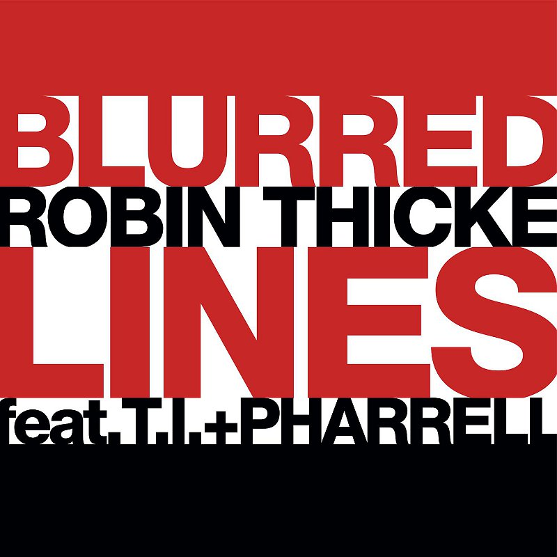 RobinThicke-BlurredLinesftTIPharrell