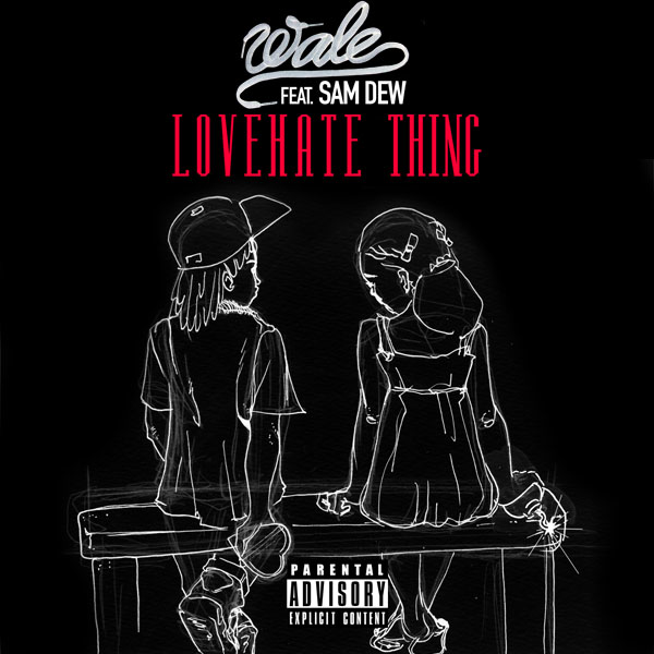 Wale-LoveHateThing